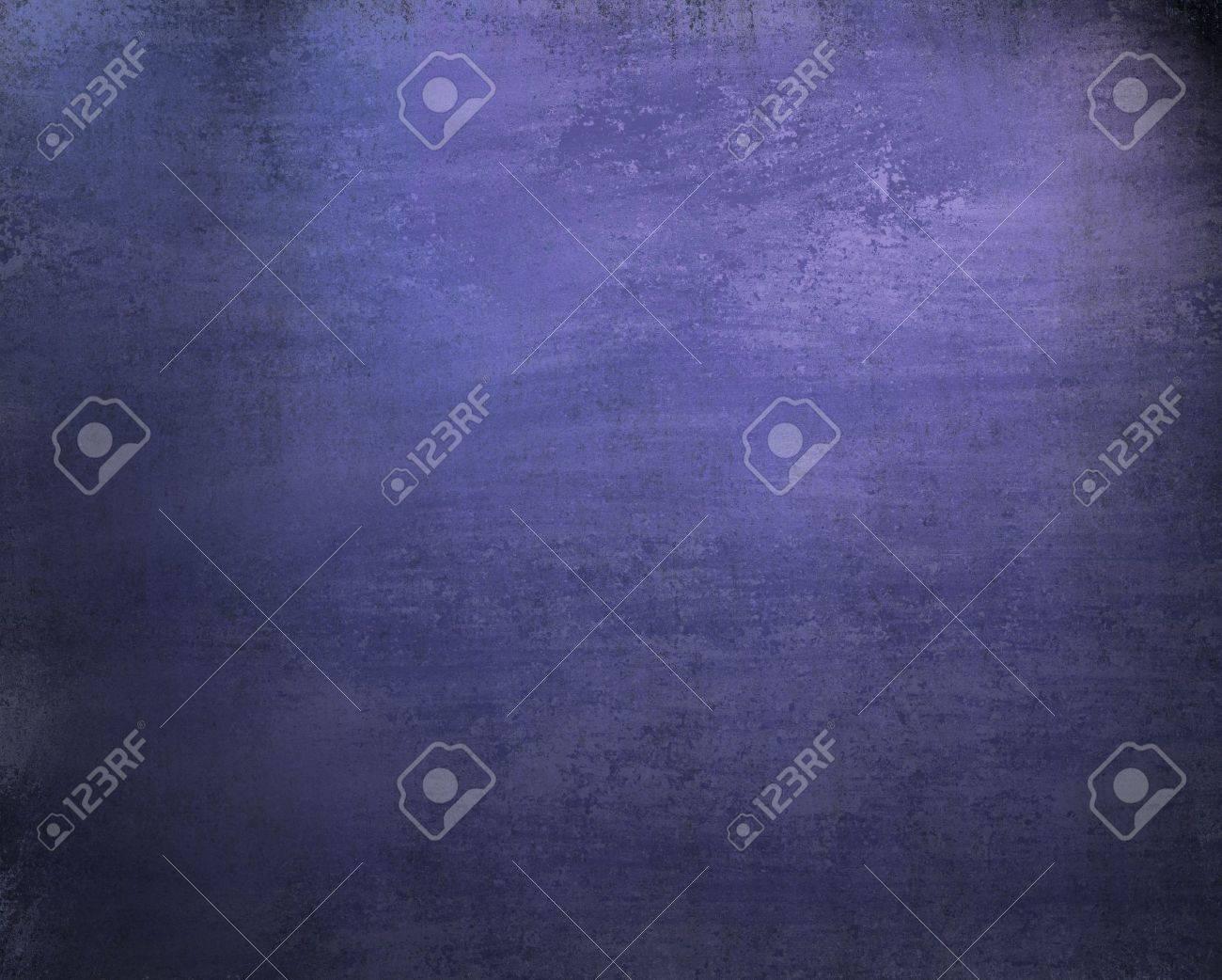 Hermoso Fondo Azul Con Textura Oscura época Del Grunge Y La ...