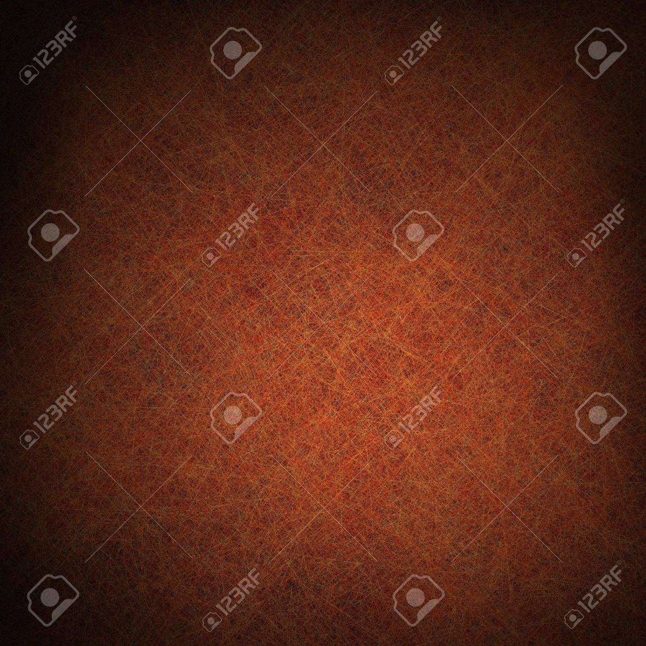 dark brown and black background with vintage grunge texture and soft center highlight for copyspace for ad or brochure Stock Photo - 12624009