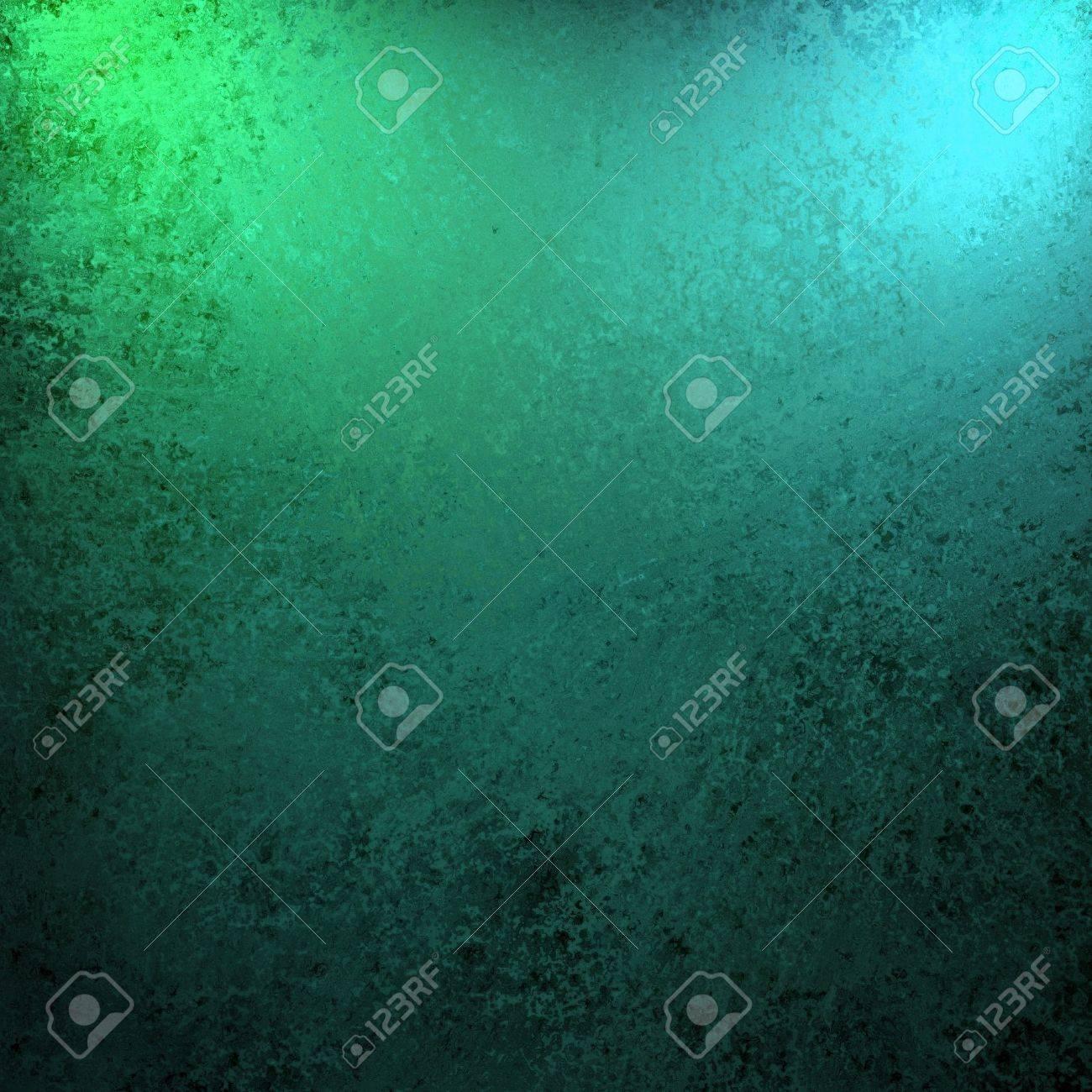 Teal Grunge Texture