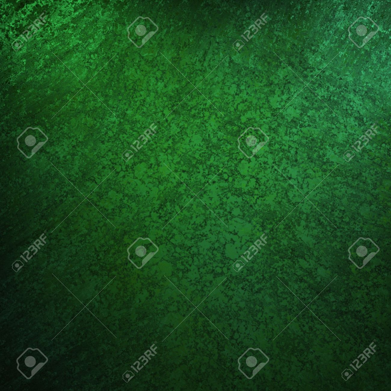dark green and black background with elegant vintage grunge texture and spotlight with rich color for summer or spring backgrounds Stock Photo - 13056808
