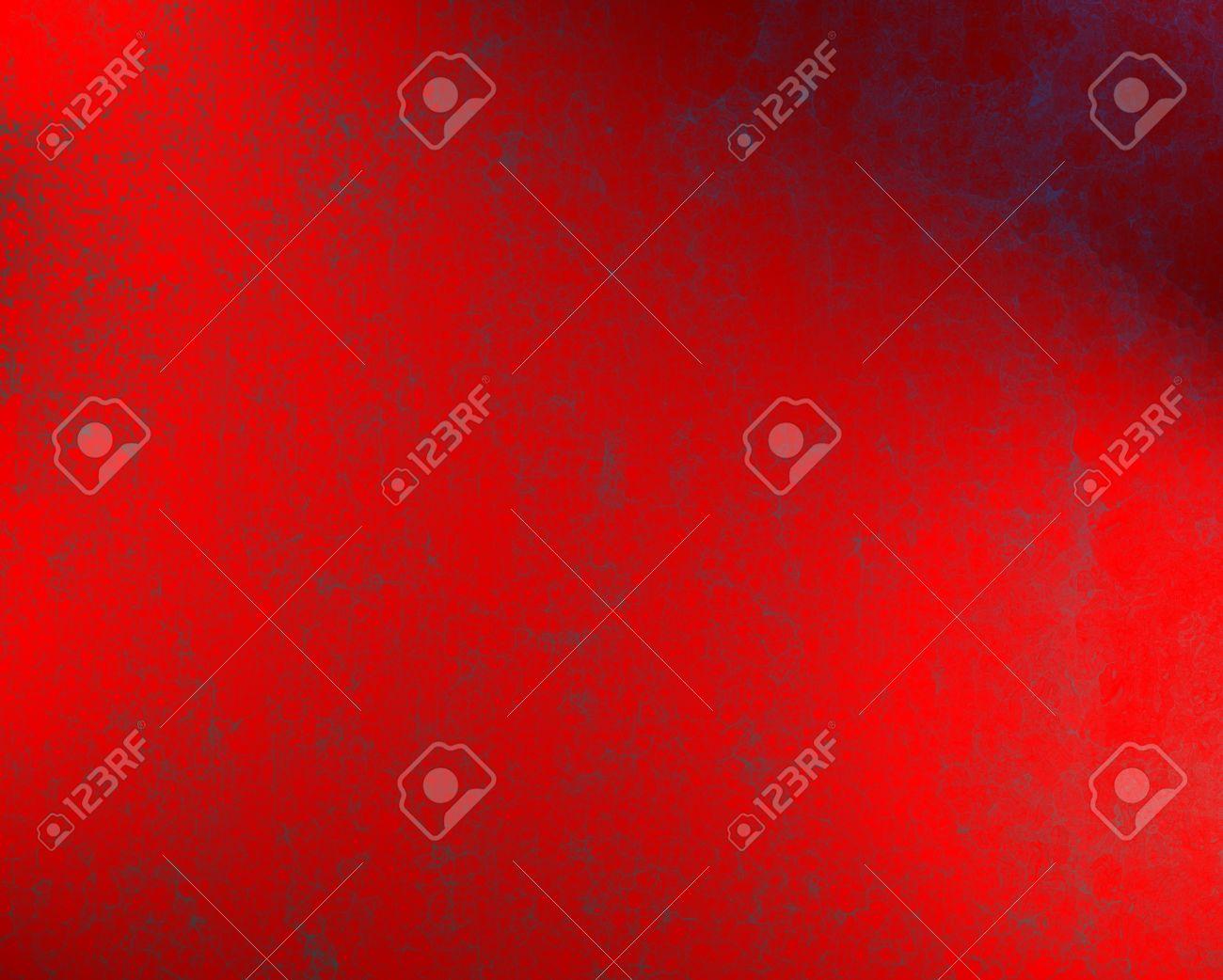 Fond Rouge Mur Ou Papier Peint Rouge Avec Une Lumiere Intense Et