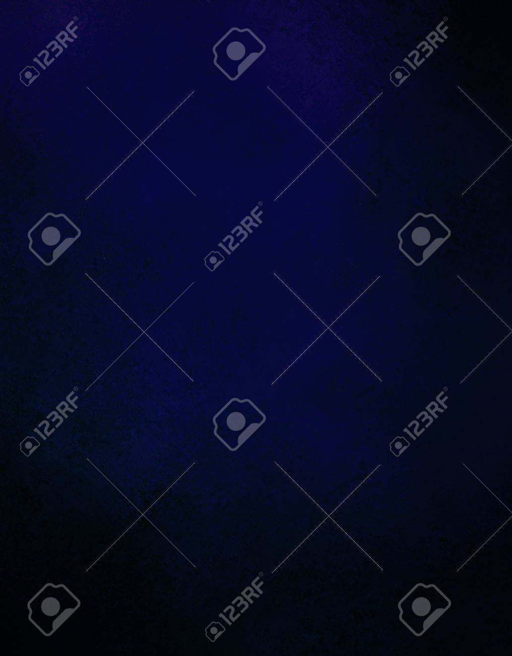 black blue background, dark colors, with vintage grunge background texture, abstract spots and stains around border, for elegant brochures, luxury ads, website templates, scrapbook - 14674350