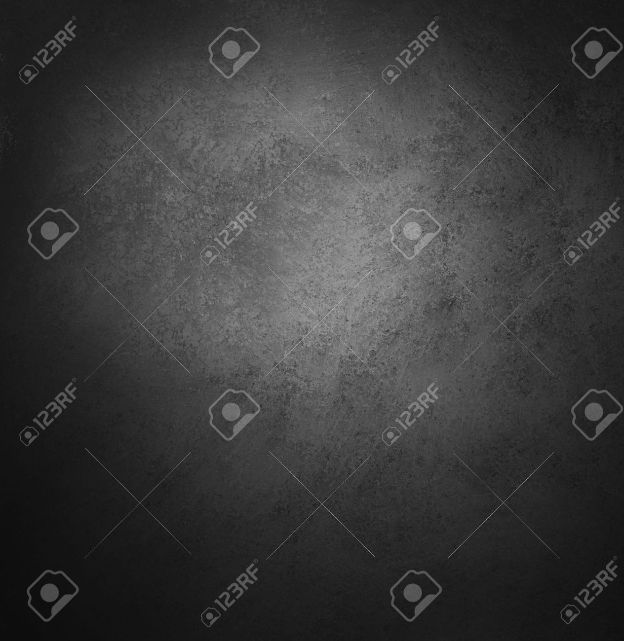 abstract black background, old black vignette border frame on white gray background, vintage grunge background texture design, black and white monochrome background for printing brochures or papers Stock Photo - 14674355