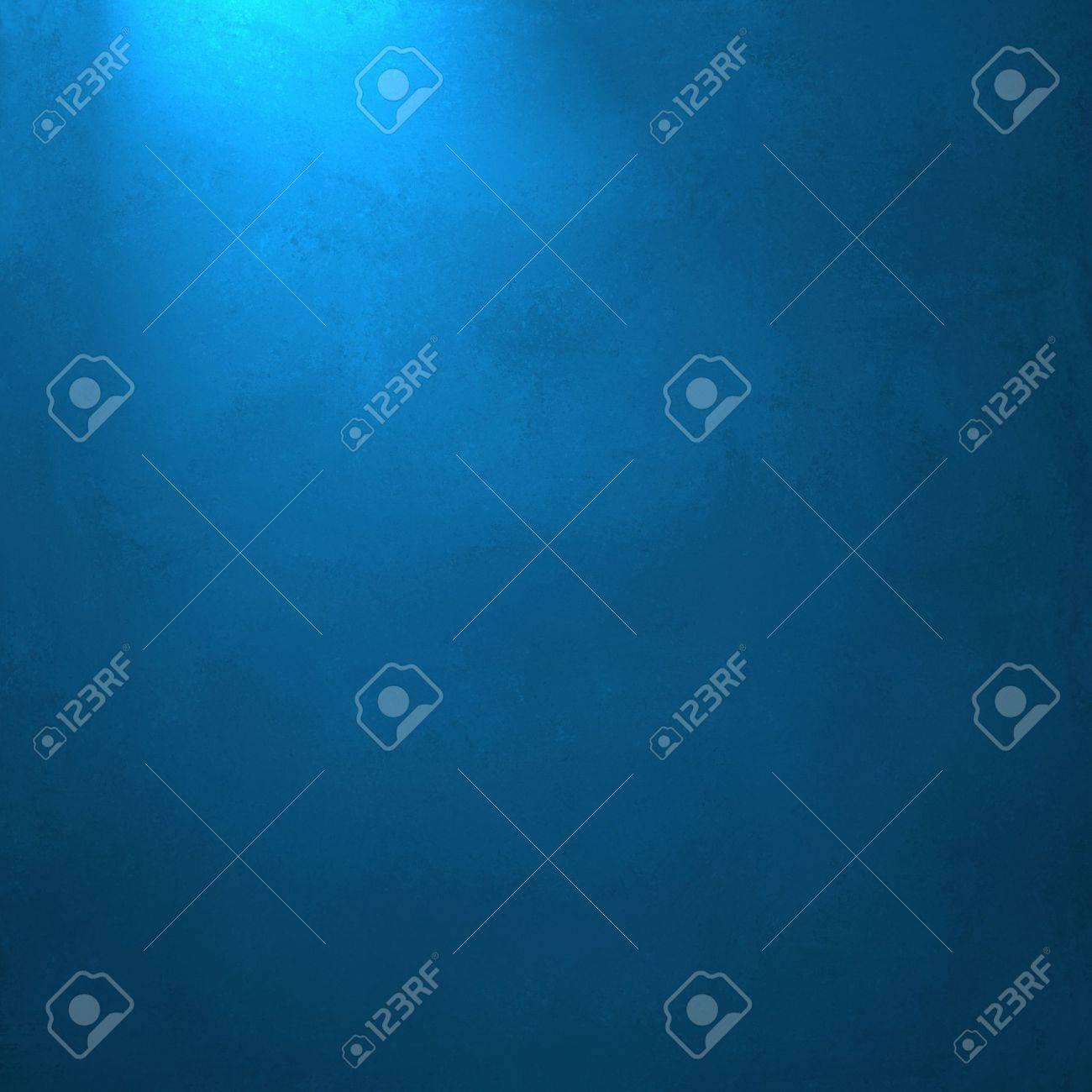 abstract blue background of elegant light corner spotlight on soft black vintage grunge background texture design of vignette border, dark blue paper page, old background brochure or web template Stock Photo - 14793073