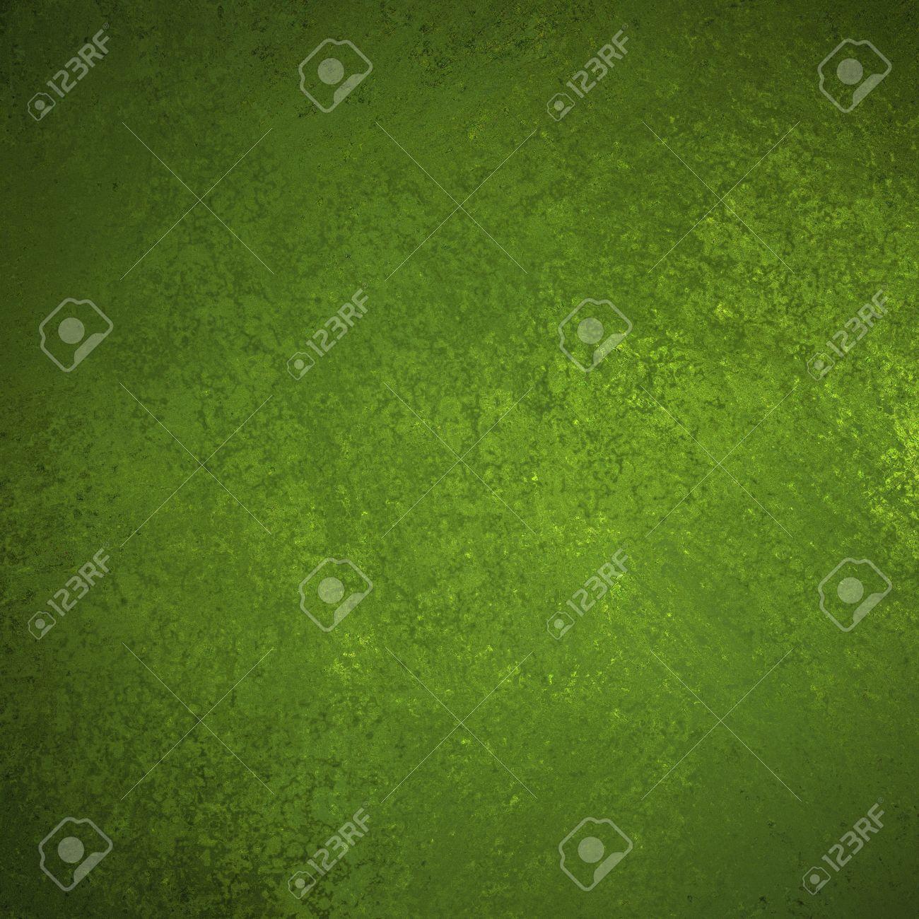 Abstract green background, alte schwarzen rand oder rahmen ...