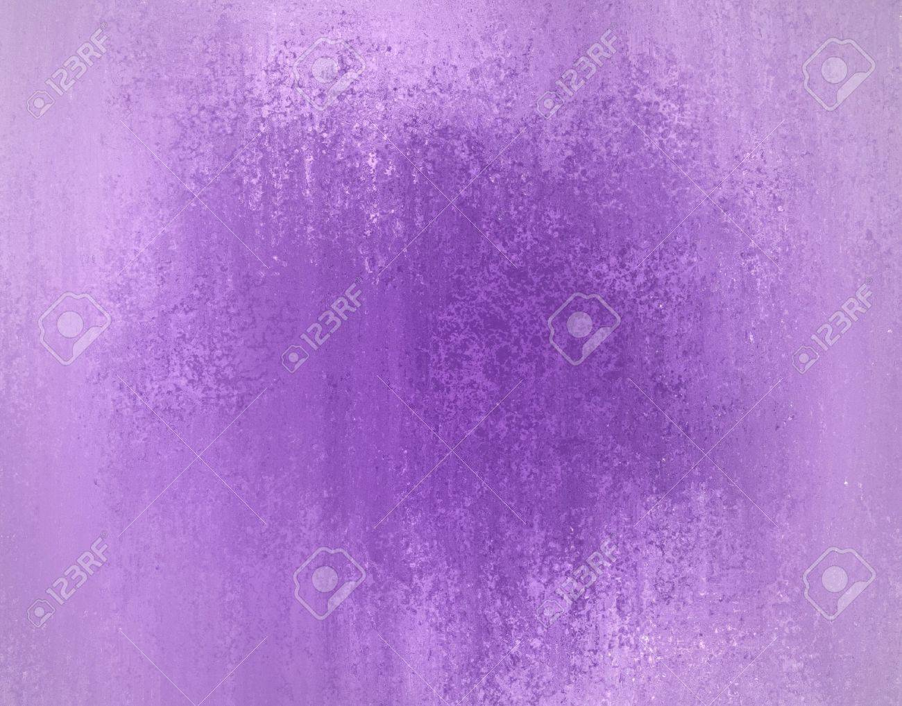abstract purple background with vintage grunge background texture and faded white border Stock Photo - 15308358