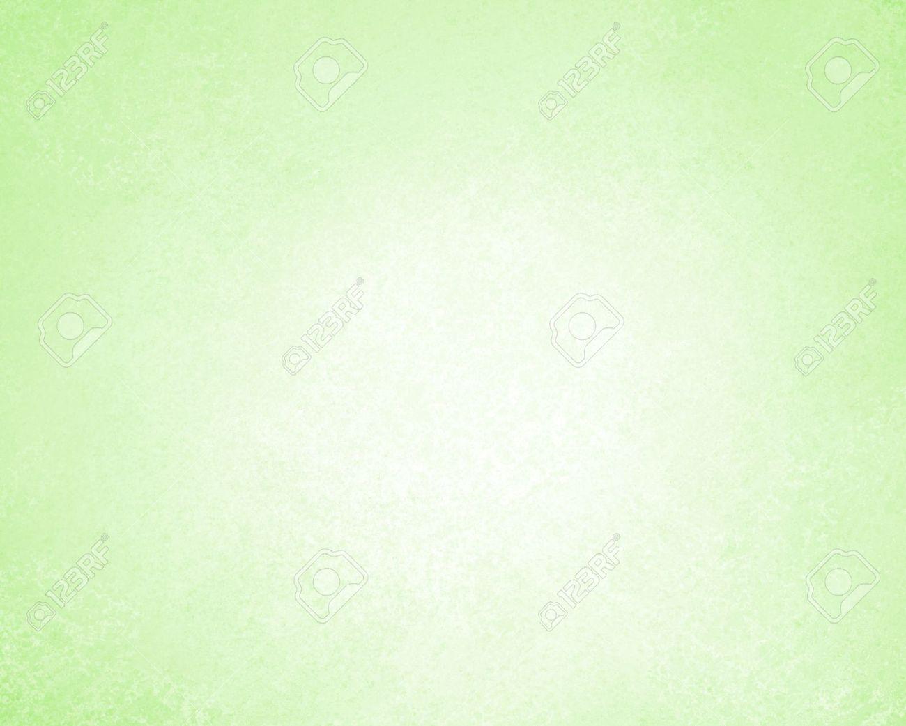 Célèbre Abstrait Vert Ou Fond Blanc Avec Le Pastel Vert Menthe Couleur Sur  FP85