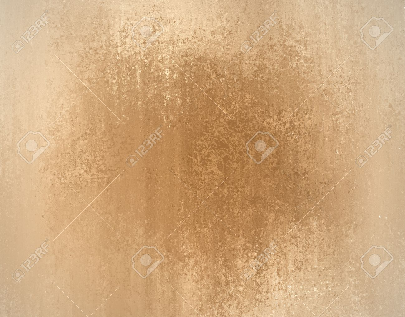 Pale Brown Background With Soft Pastel Vintage Grunge Texture And Light Solid Design Watercolor
