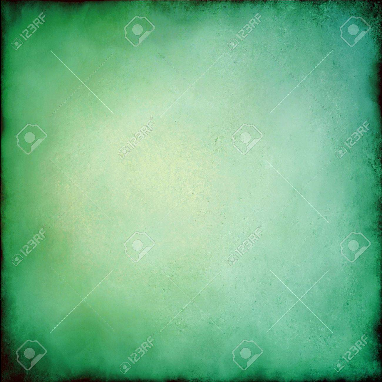 abstract green background or teal blue Stock Photo - 16609727