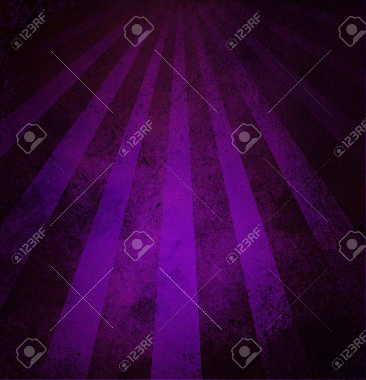 abstract purple background retro striped layout with old distressed vintage grunge background texture pattern for web design side bar banner or scrapbook page for birthday celebration or festivities Stock Photo - 17116233