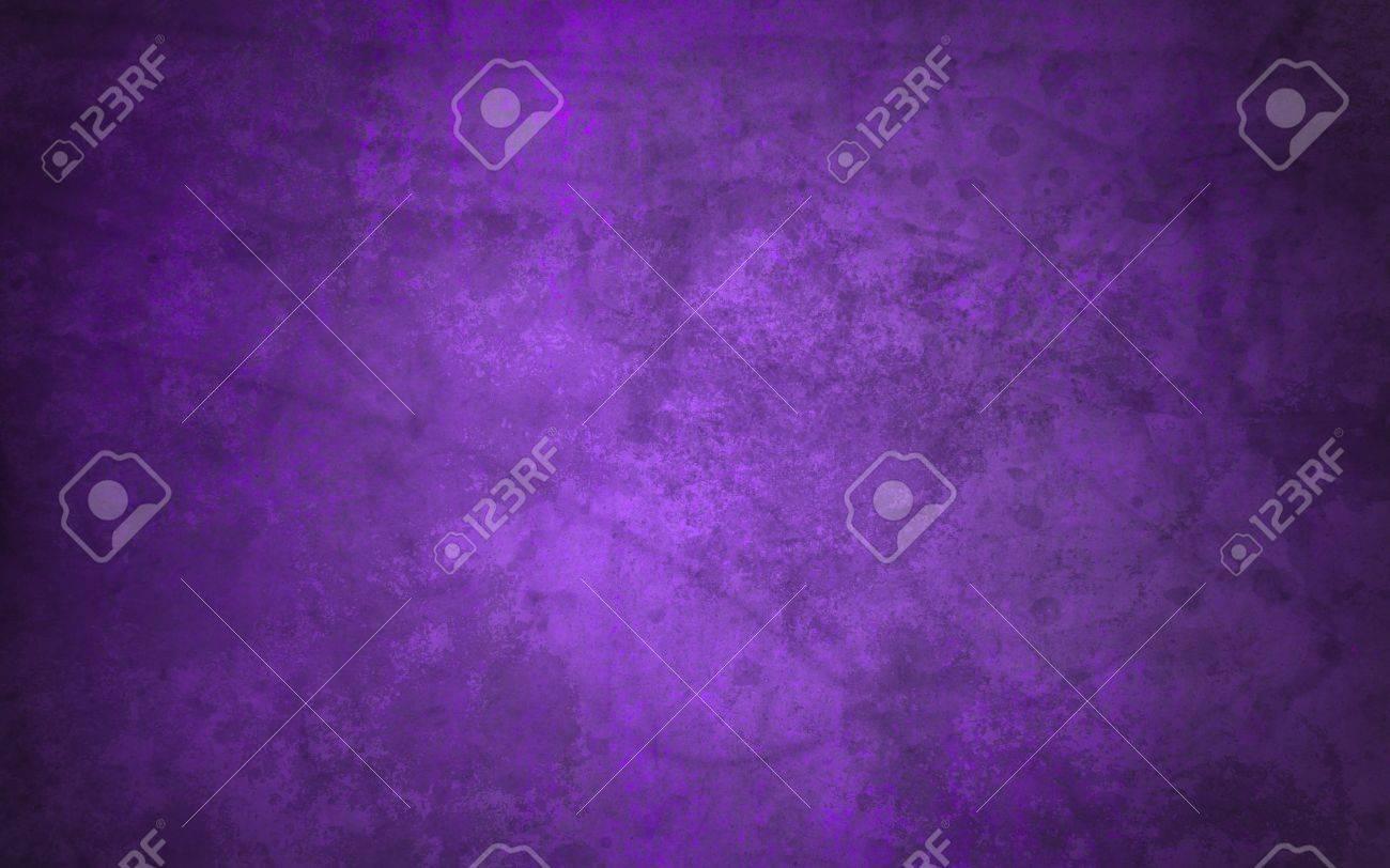 abstract purple background, vintage grunge background texture design, elegant antique painted wall illustration Stock Illustration - 18083790