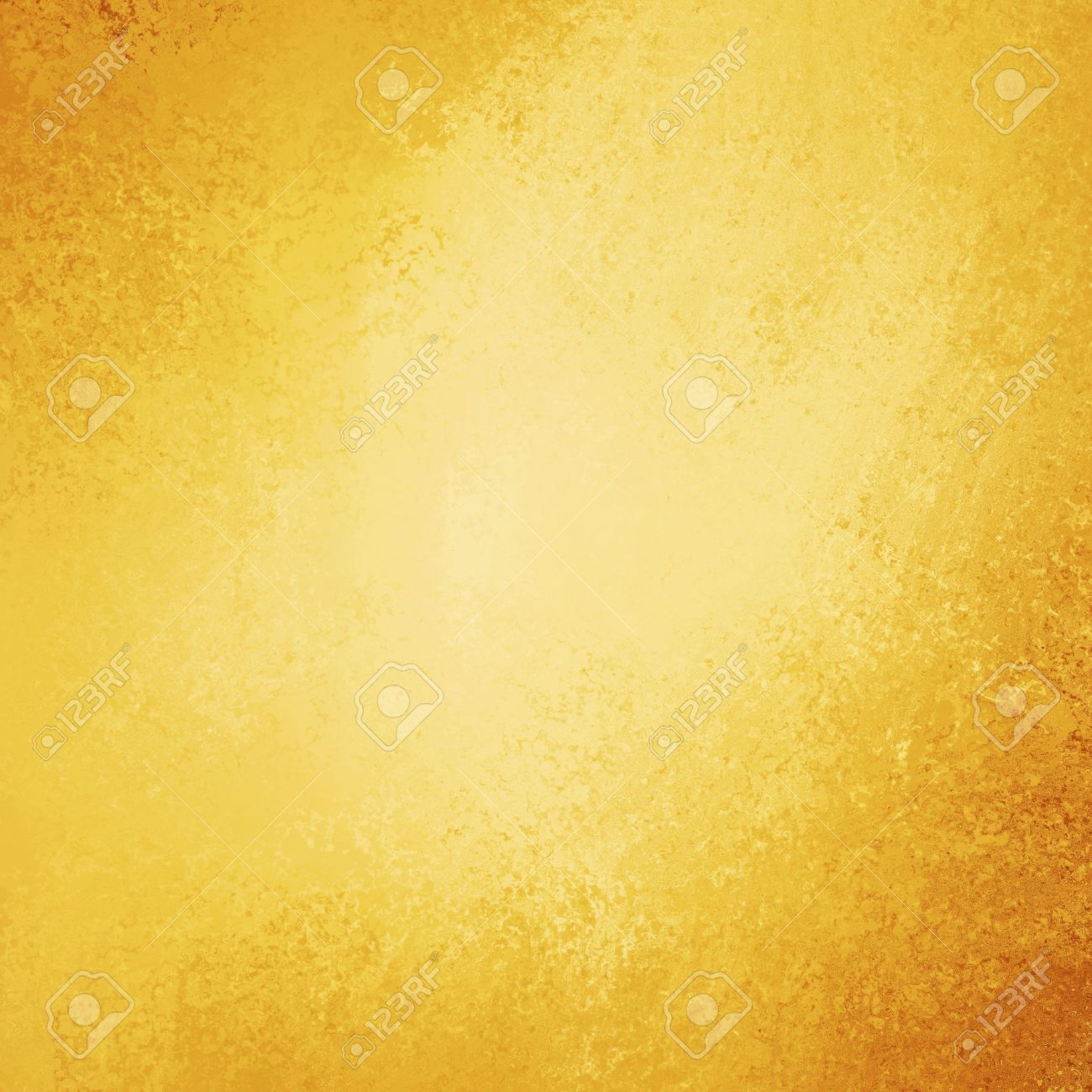 abstract gold background brown orange corners - 18399020