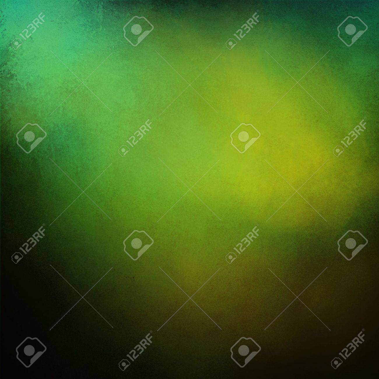 abstract green background with vintage grunge background texture design with elegant antique paint on wall illustration, Christmas color paper, web background templates, black grungy background paint Stock Photo - 18414260