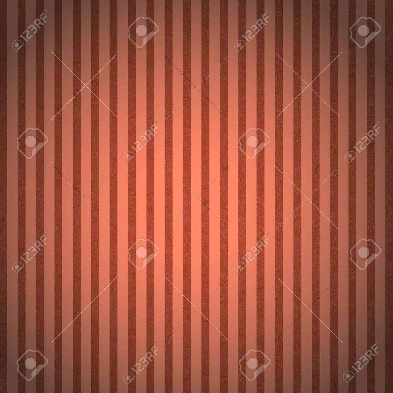 peach orange stripe background Stock Photo - 18916083