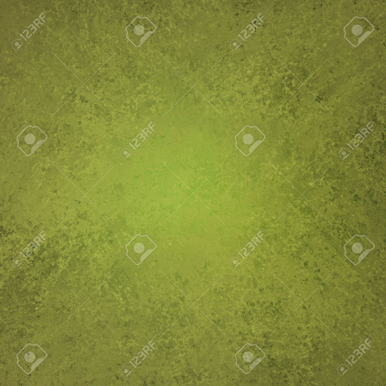 olive green background elegant design with vintage grunge background texture layout or green paper stationary or book cover of solid blank abstract paint wall or wallpaper for web background template Stock Photo - 19161401