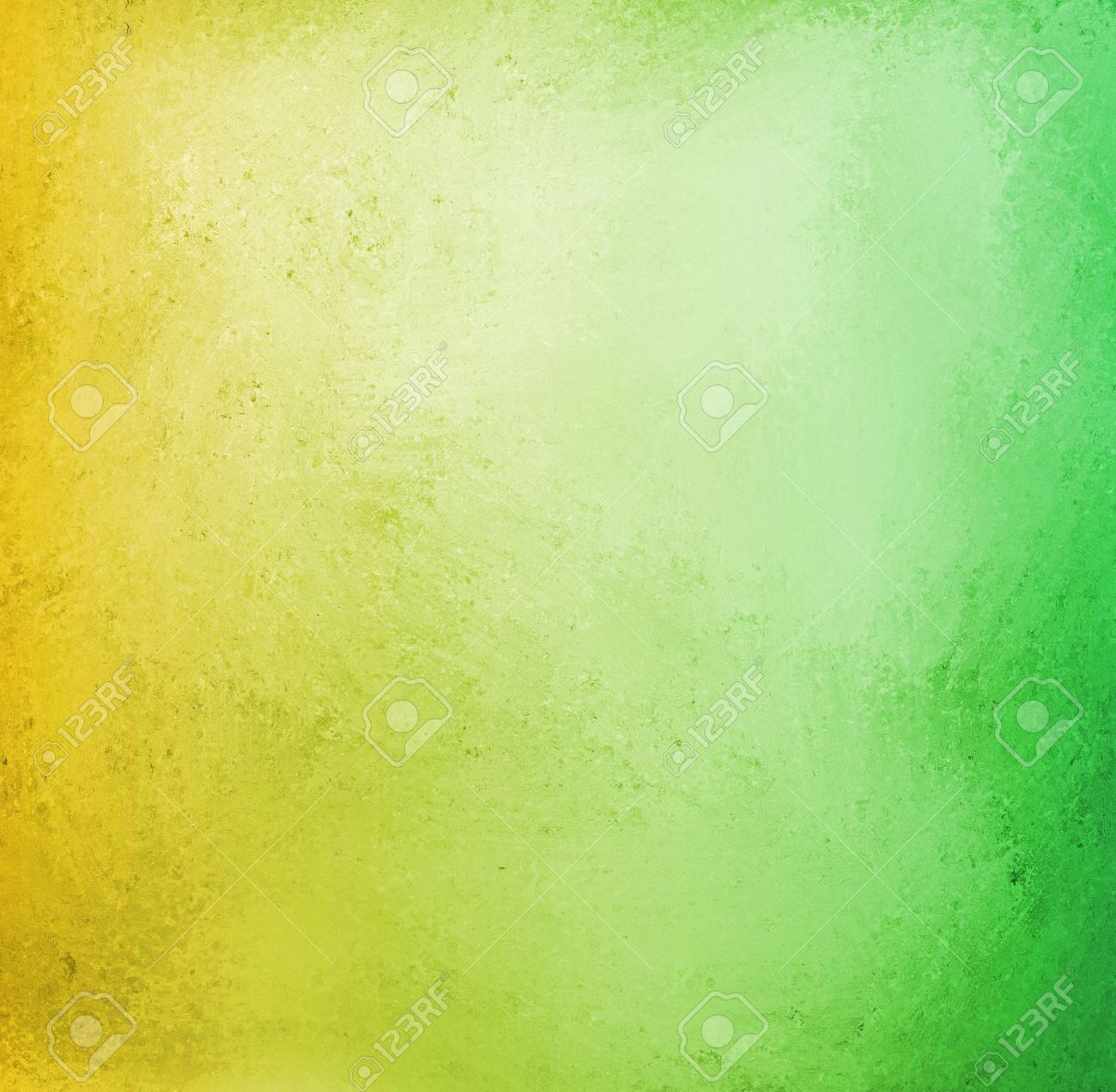Lime Green Background Abstract Faded Border Vintage Grunge Background