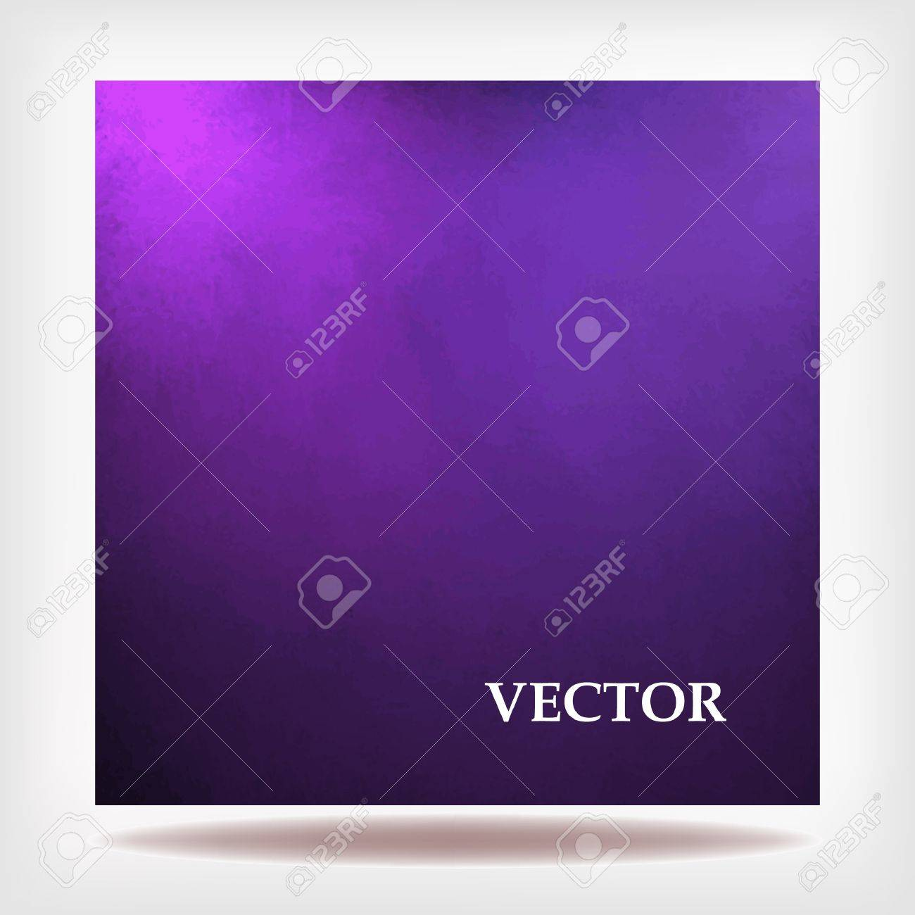 abstract purple background, vintage grunge background texture design, elegant antique paint on wall illustration, royal purple color paper, web background template, black grungy background paint layout Stock Vector - 19744776