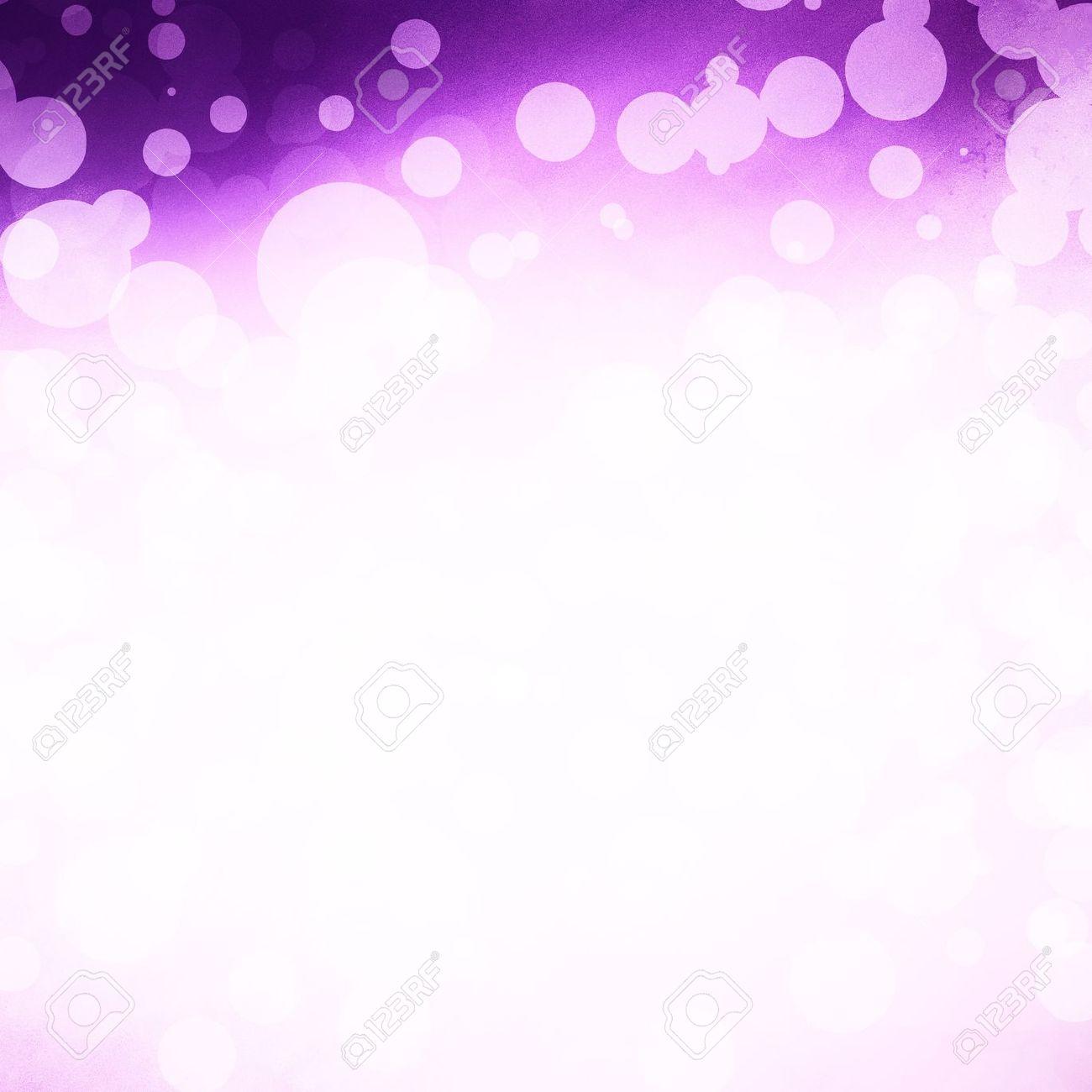 stock photo website design template background purple white lights for website header or sidebar abstract purple background white circle spots or dot