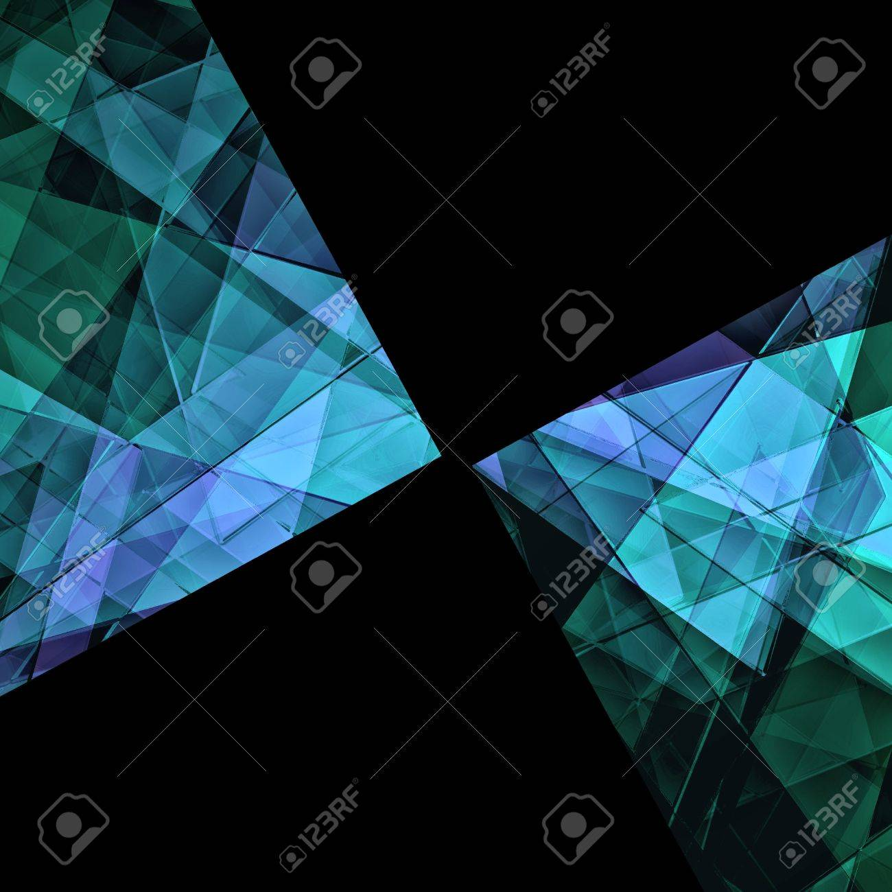 abstract geometric background Stock Photo - 20894746