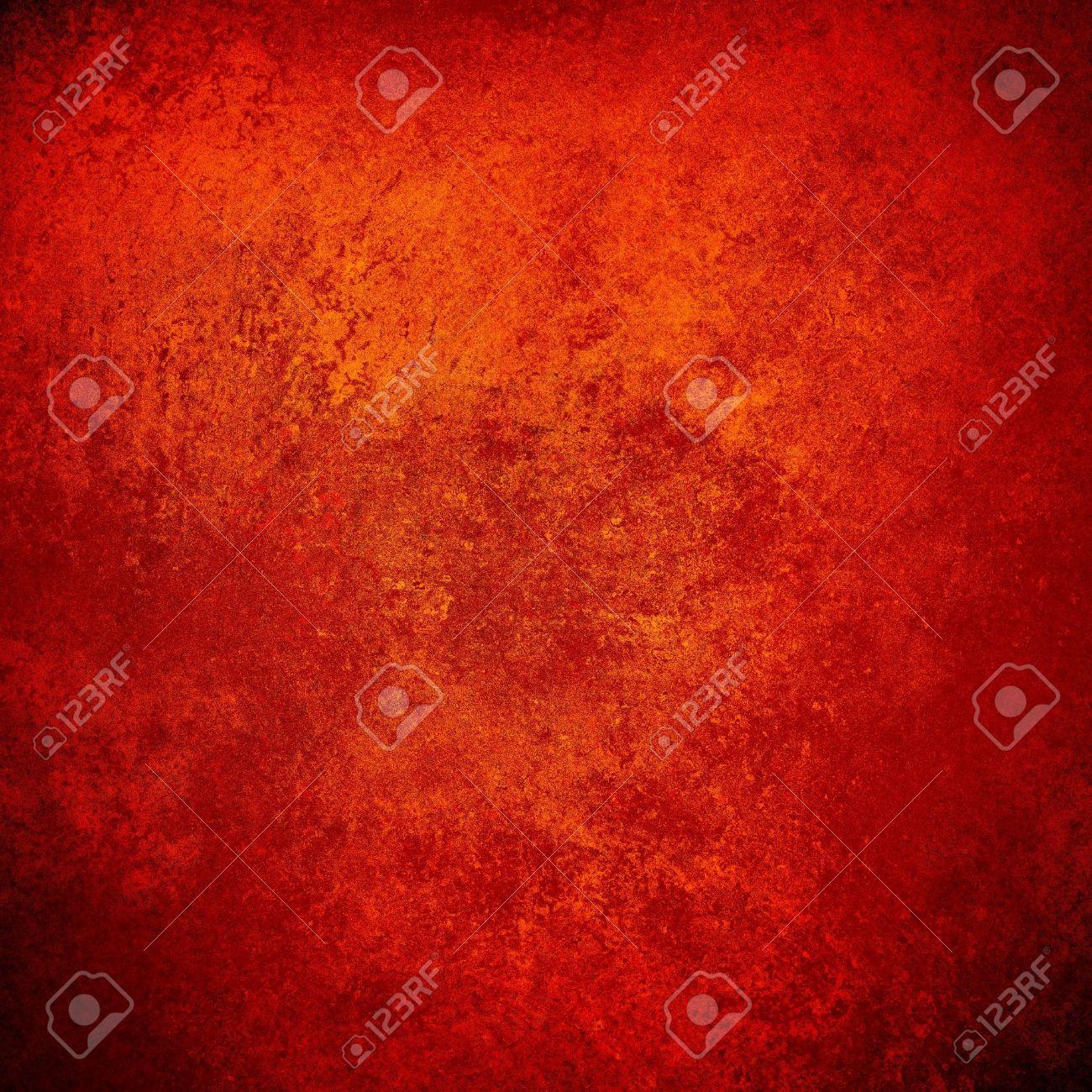 Résumé Orange Fond D Or Couleurs Chaudes Des Coins Noirs Grunge Texture De Fond De Conception De Détresse éponge Rêche Cru Chute Automne Halloween