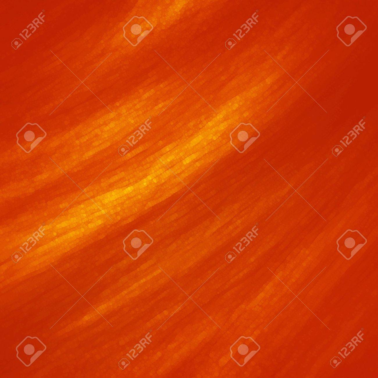 warm orange background abstract cloth with glittery lights illustration, wavy folds of silk texture satin or velvet material, halloween autumn background or wallpaper design elegant curves in material Stock Illustration - 21732801