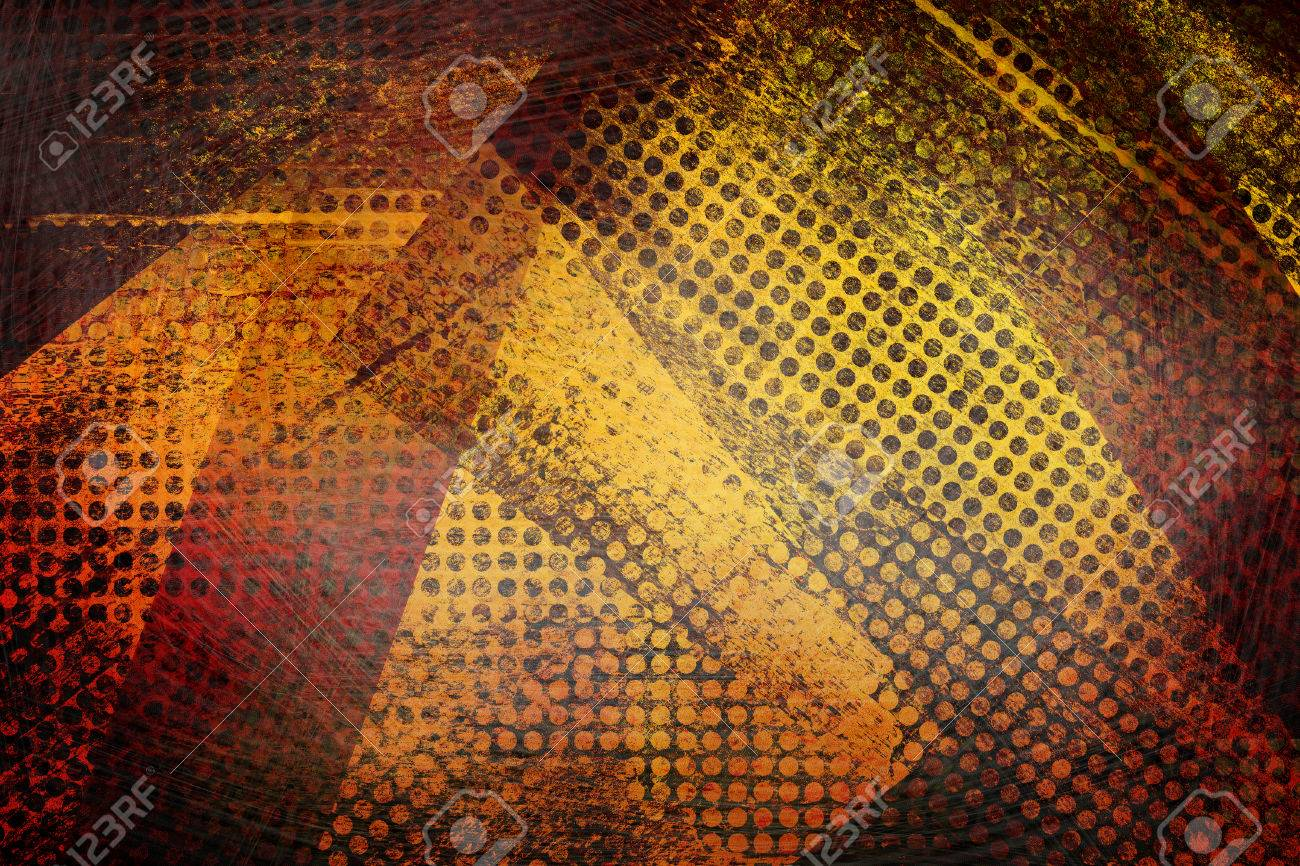 abstract grid background mesh net holes with distressed vintage grunge background texture, graphic art design image for web banner background sidebar or app background, detail technology background, business report, techno background, sales brochure, Stock Photo - 22559113
