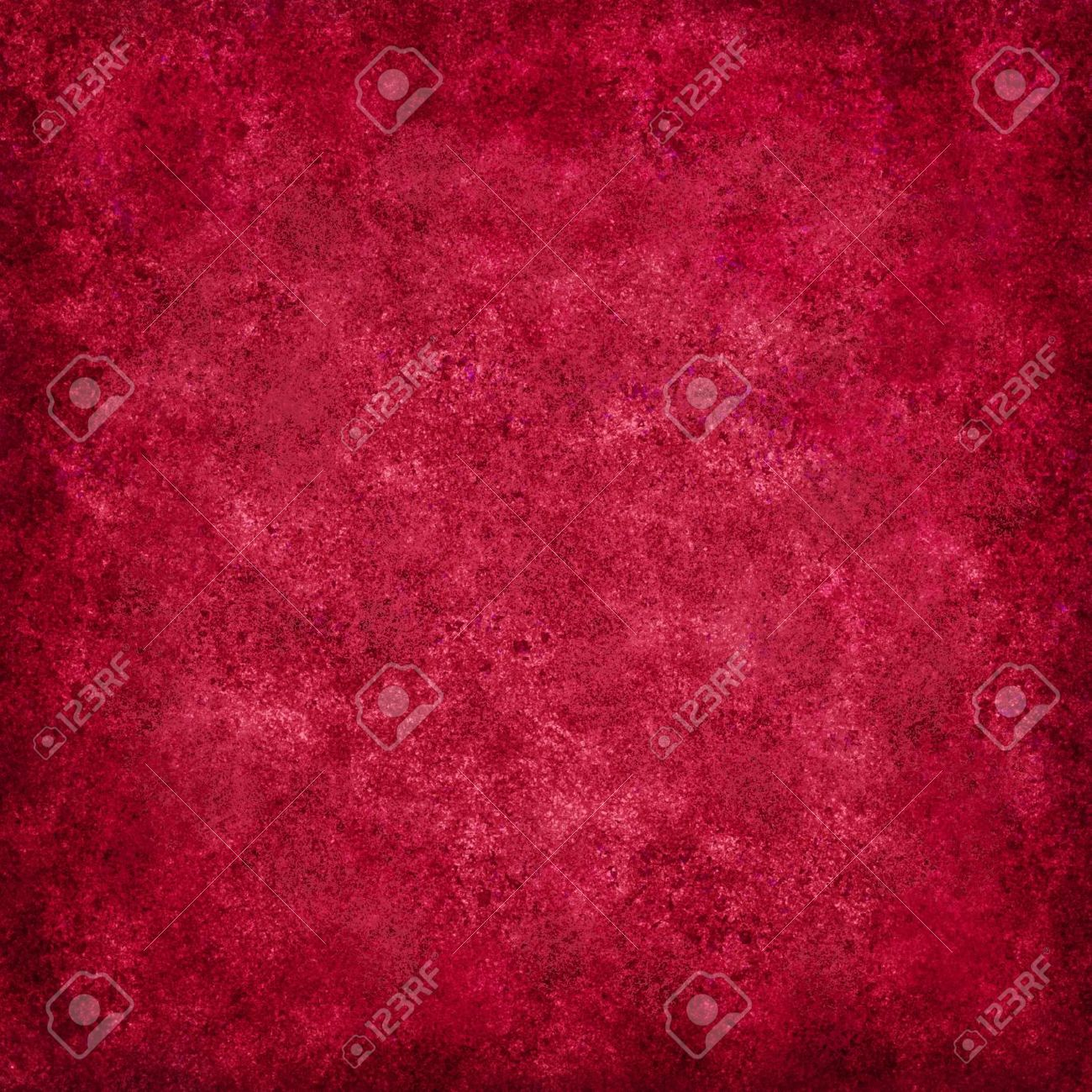Abstract Red Background Of Vintage Grunge Background Texture Stock