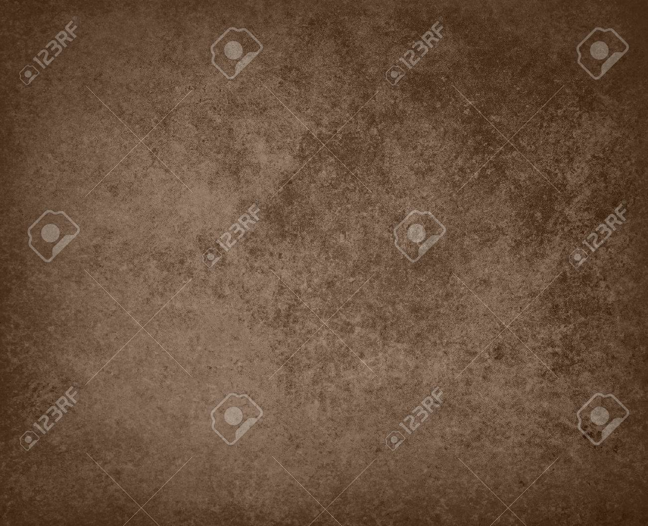 Abstrait En Cuir Marron De Fond Fané Illustration De Couleur Tache Avec Une éponge Grunge Vintage Texture De Fond Affligé Peinture Smeary Rude Sur Le