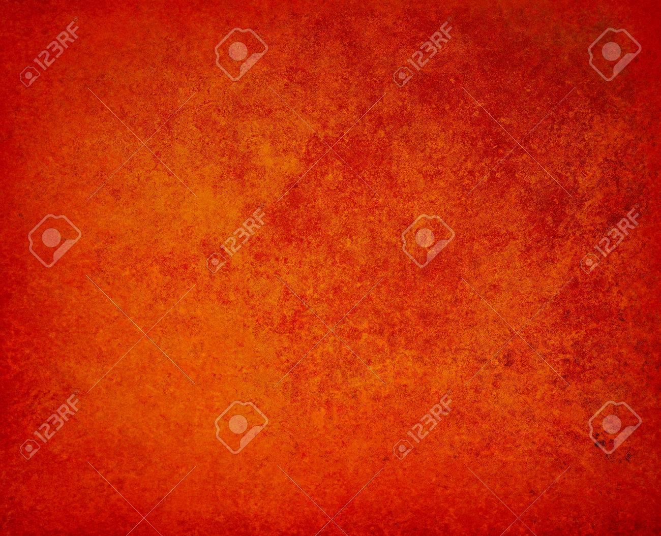 Peinture À L Éponge Sur Mur résumé orange fond rouge couleurs chaudes frontalières avec une éponge  grunge vintage texture de fond, affligé peinture smeary rude sur le mur,  toile