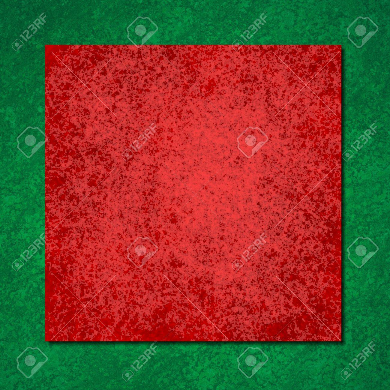 Feliz Diseño Fondo Rojo Capas De Color Verde De Navidad De La ...