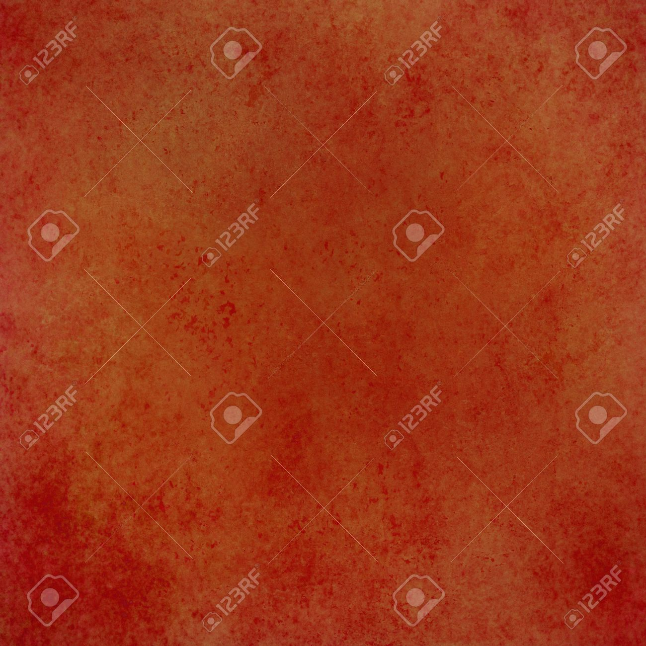 Couleurs Chaudes Fond Abstrait Orange De Frontière Rouge Avec Une éponge Texture Vintage Grunge De Fond Affligé Peinture Graisseux Rugueux Sur Le