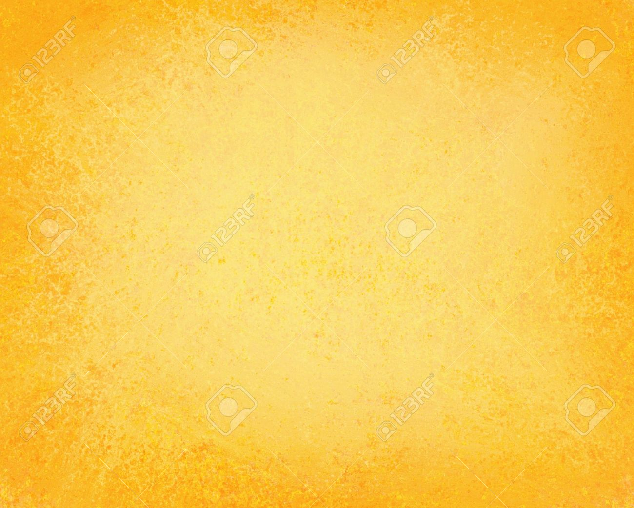 Website soft colors - Stock Photo Bright Yellow Background Solid Color Primary Image With Soft Vintage Grunge Background Texture Design Layout Yellow Paper For Brochure Ad Or