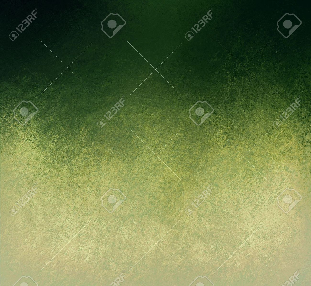 Green Gold Background Layout, Blended Dark Green Into Pale Yellow ...