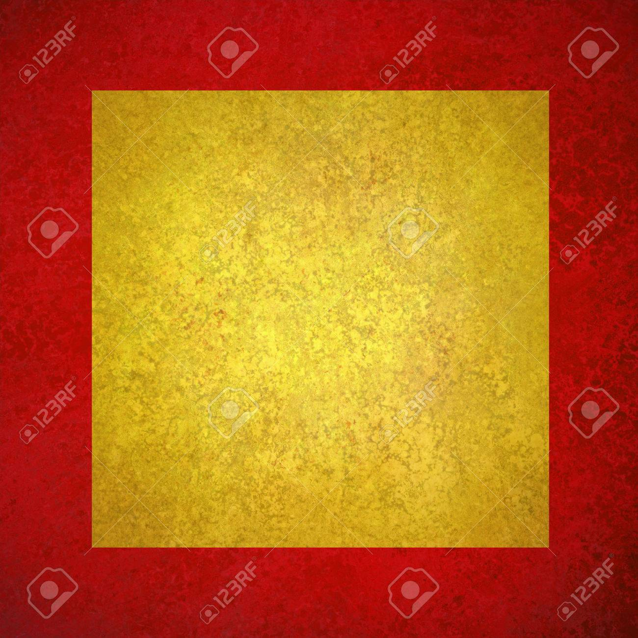 Elegant Red Gold Background Texture Paper, Faint Rustic Yellow ...