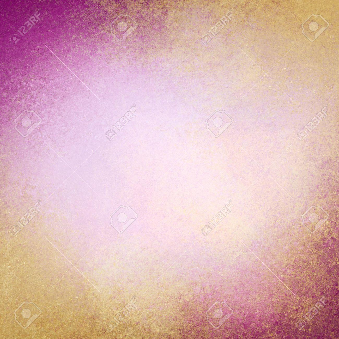 Immagini Stock Astratto Oro Rosa Disegno Di Sfondo Confine è