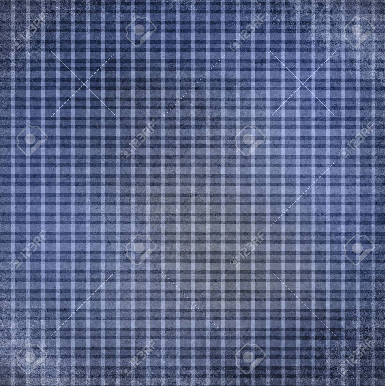 9af58ae957 Desvanecido De Cosecha De Fondo Azul A Cuadros