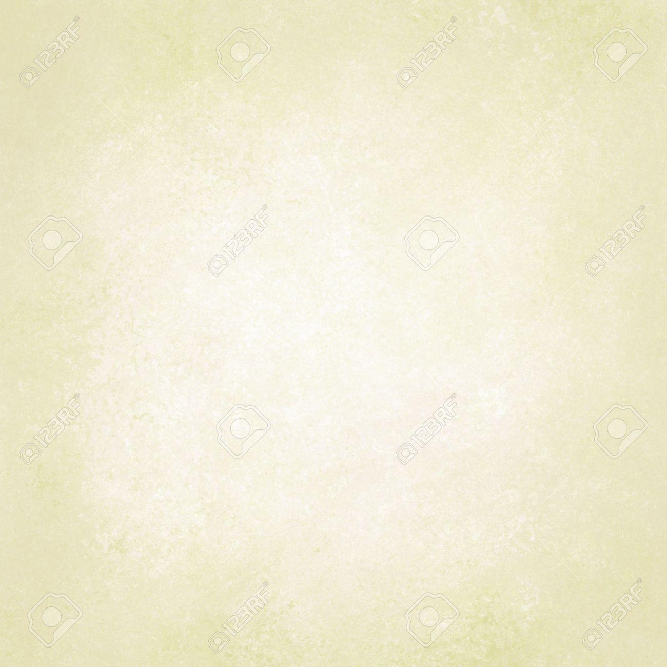 Pastel Geel Papier Achtergrond, Witte Of Bleke Gouden Beige ...
