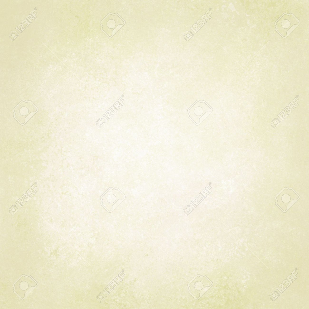 Pastel Yellow Paper Background White Or Pale Gold Beige Neutral Color Design Vintage Grunge