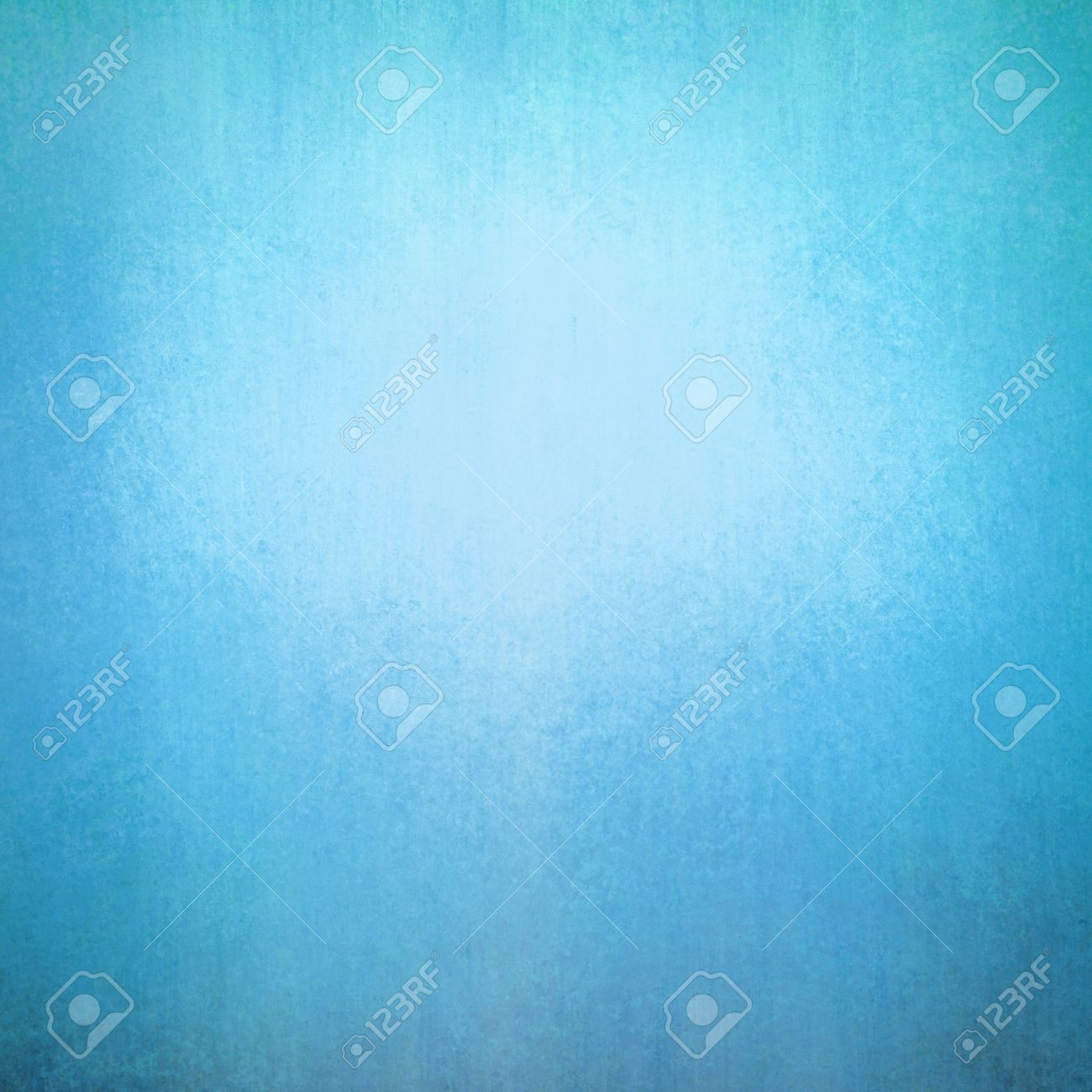 Bright Light Blue Background With Darker Blue Border And Faint ...