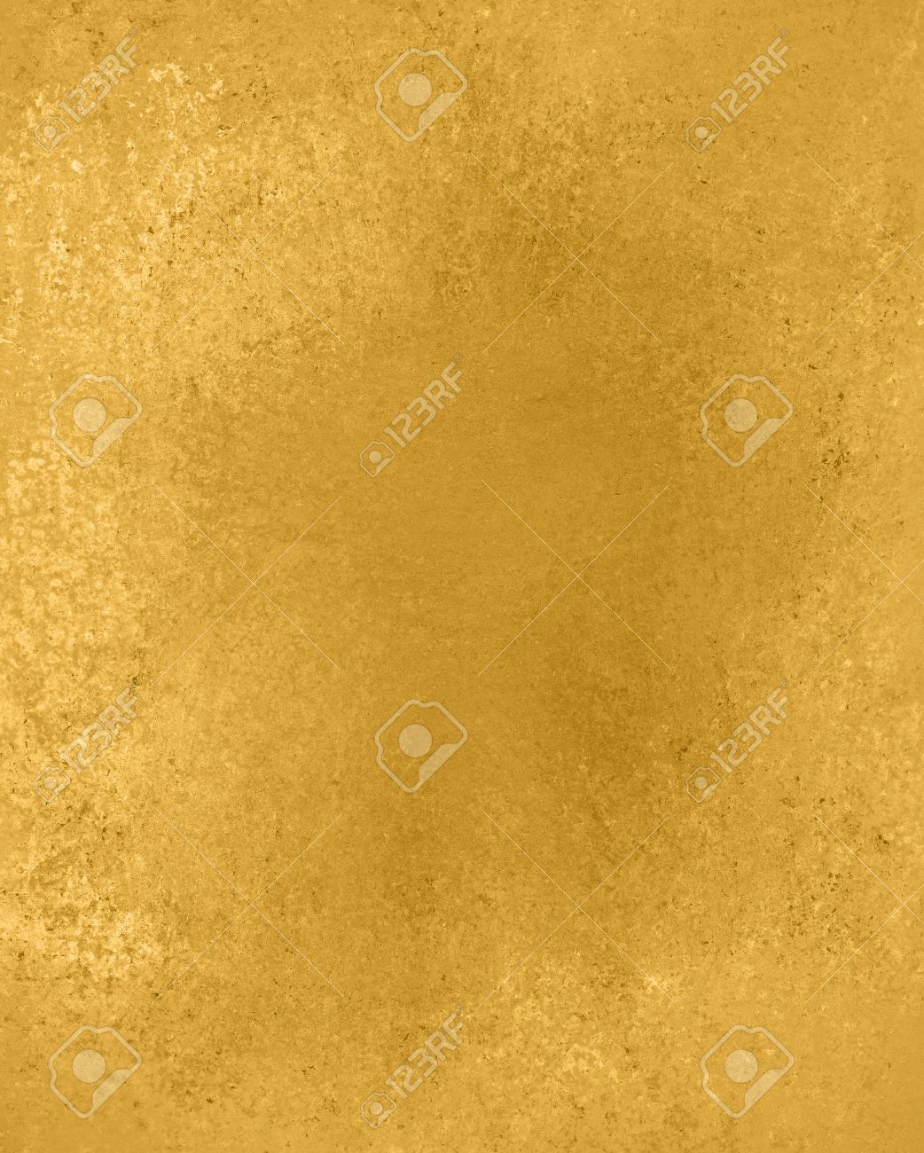 yellow gold background texture design, old gold wall paint stock
