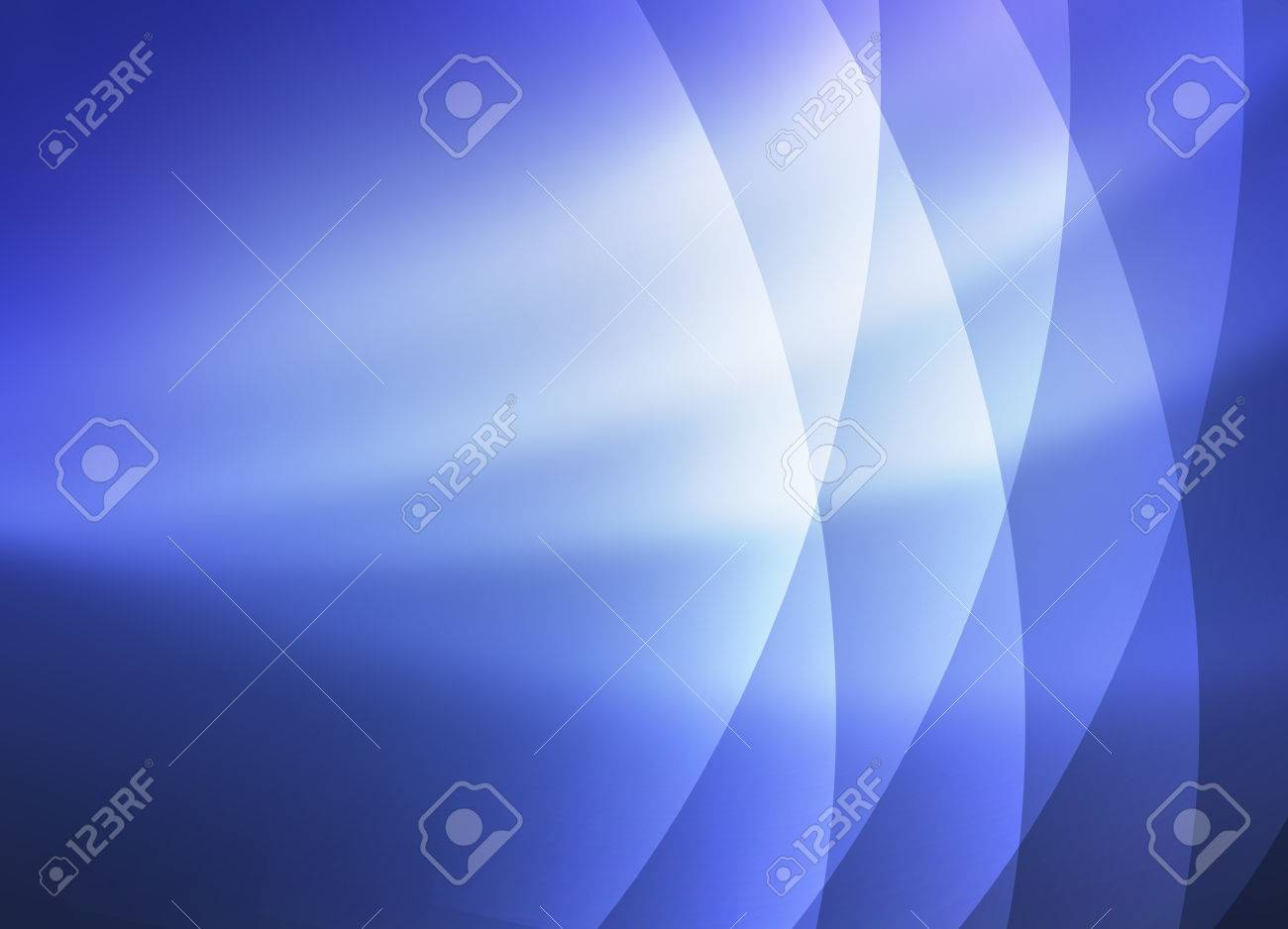 Blue Background With Fancy Criss Cross White Line Design Elements Soft Lighting And Dark Shadows