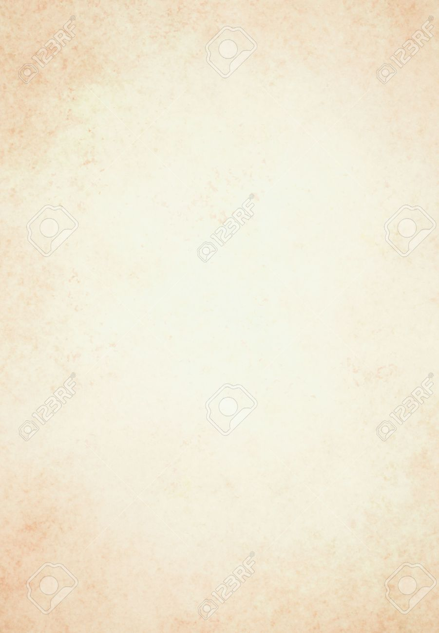 old brown paper background with vintage texture layout, off white or cream background color Stock Photo - 39491138