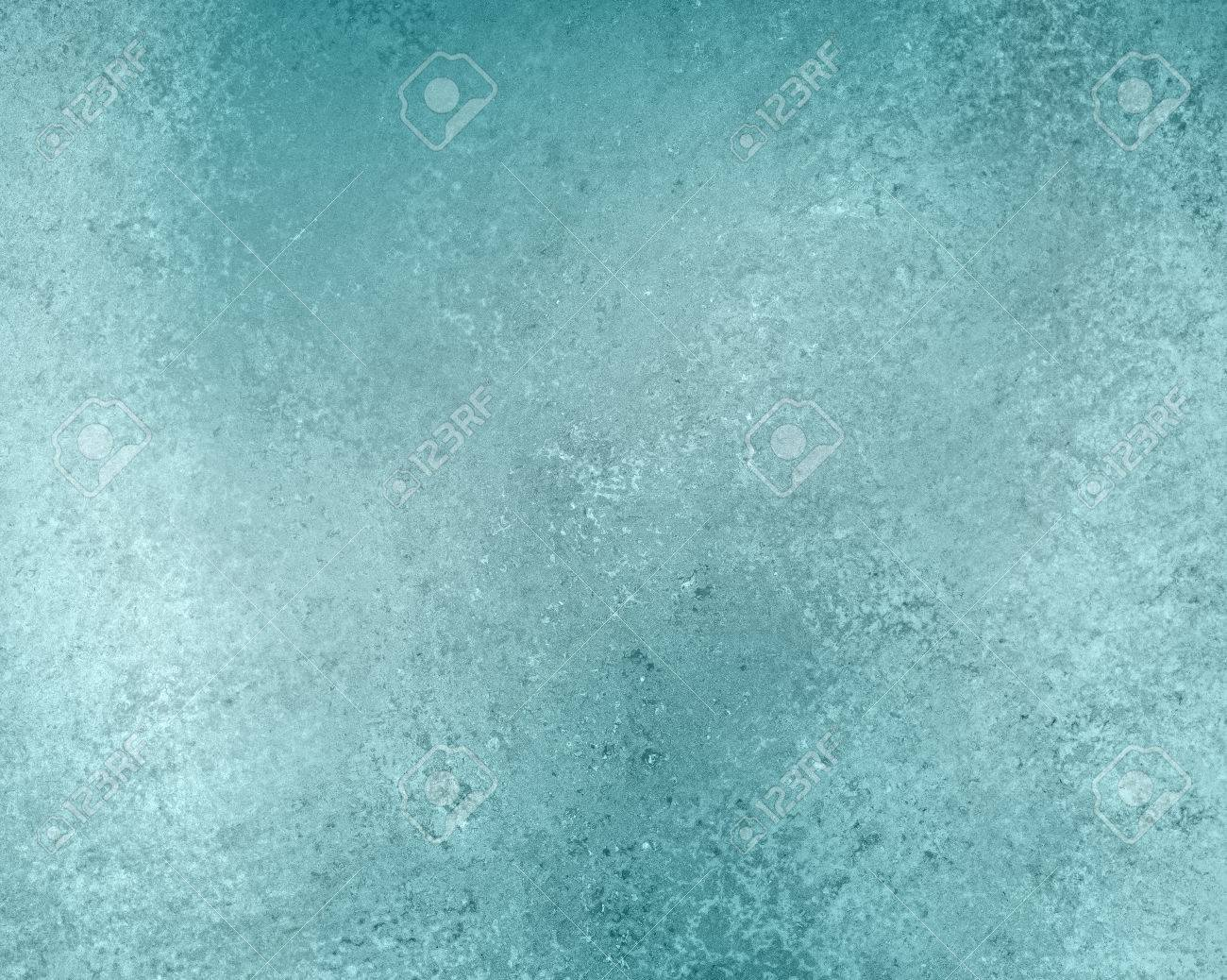 Zusammenfassung Blauem Hintergrund Beunruhigte Alte Vintage Stil