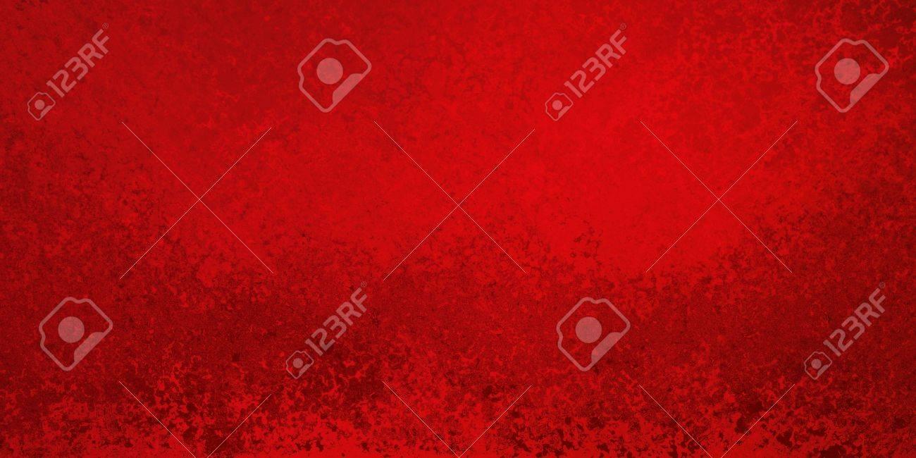 red background banner, black vintage grunge texture - 41012485