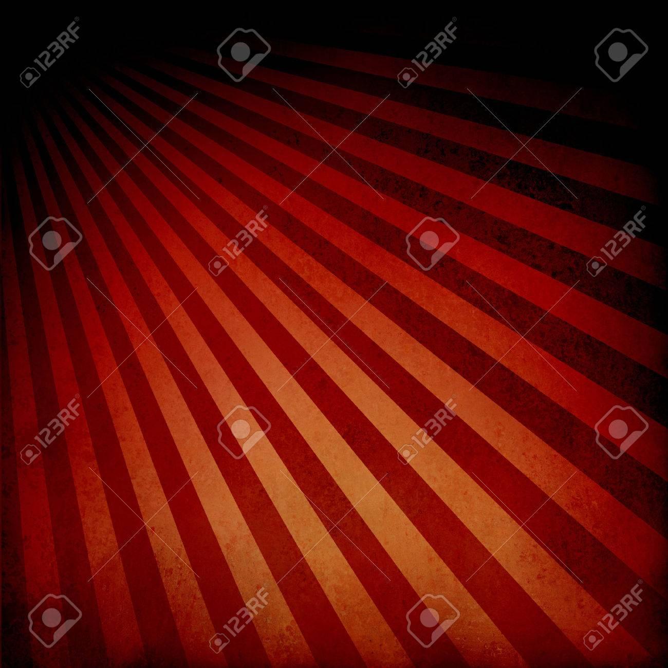 Immagini Stock Arancione Sfondo Rosso Disposizione Retrò A Righe