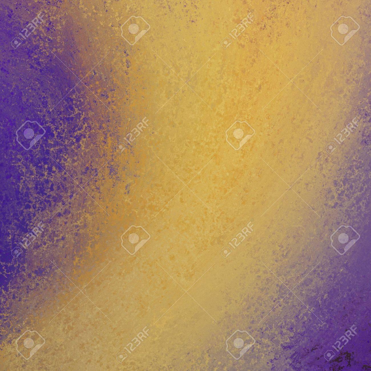 purple gold background. gold design element. gold color splash on purple background. shiny gold streak abstract design. - 41315197