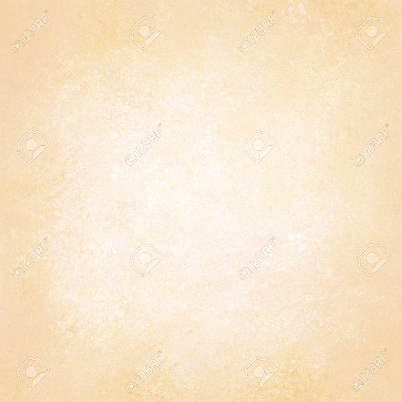 Pastel Beige Background Brown White Or Tan Neutral Color Design Vintage Grunge Texture
