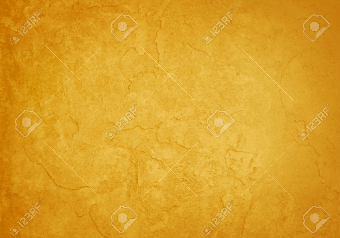 yellow gold vintage background textured vector Stock Vector - 43272844