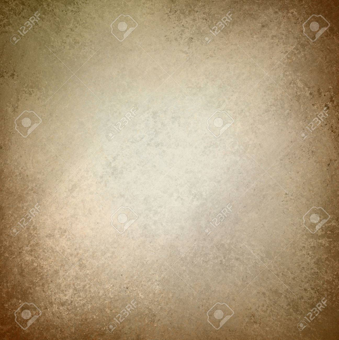 Abstract Brown Background Beige Tan Color Vintage Grunge Texture Paper Bag