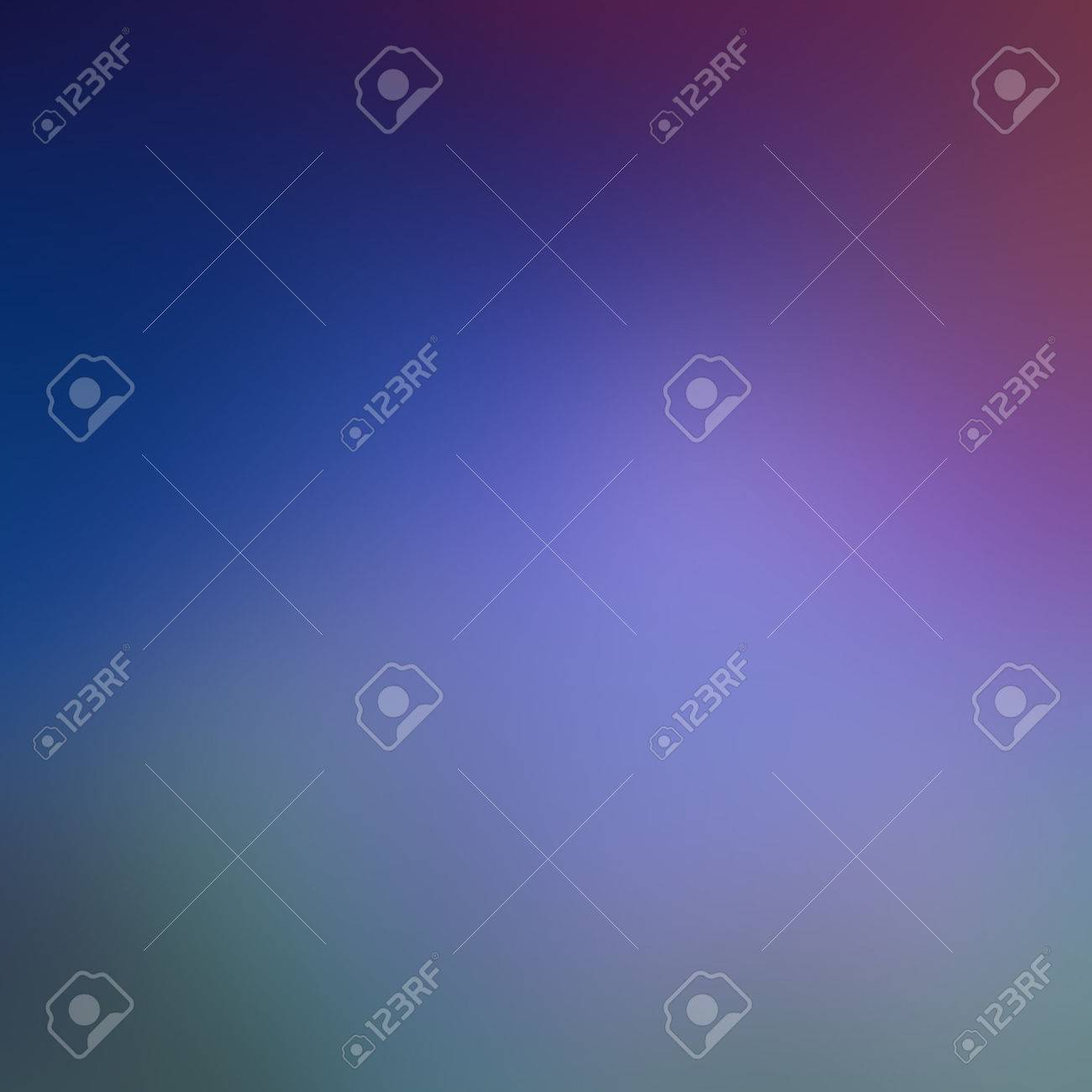 blurred blue and purple sky background, smooth gradient texture - 47207816